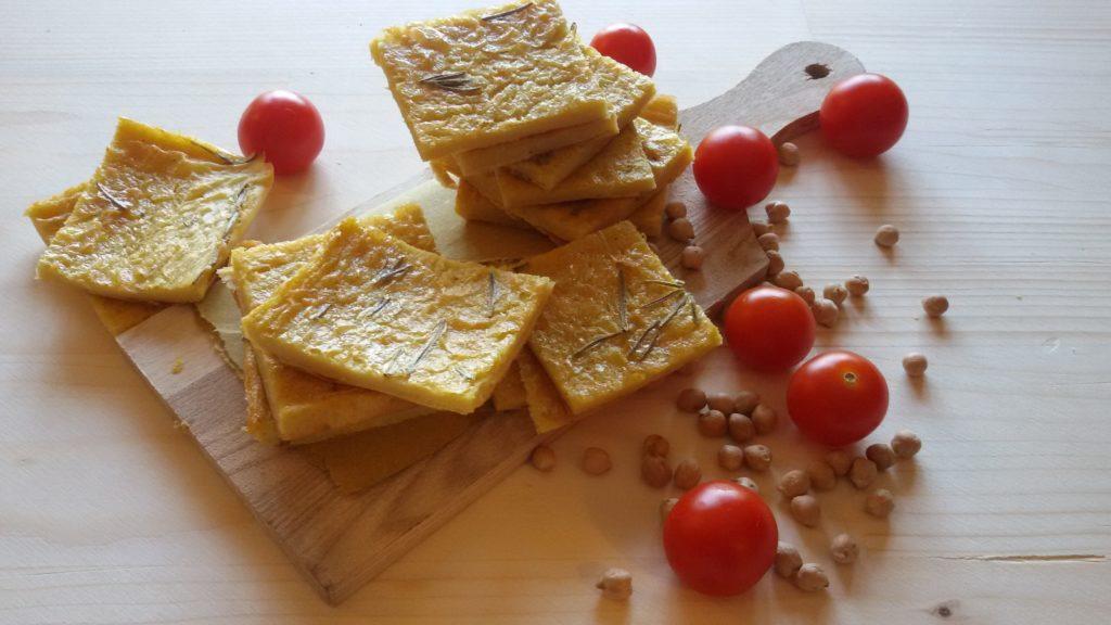 farinata di ceci ricetta originale